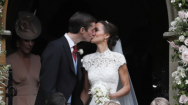 Pippa Middleton Gets Married