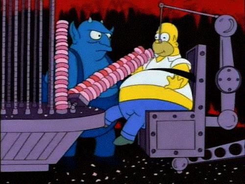 Homer Simpson is