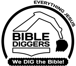 Bible Diggers - Year One - Logo (DIG)