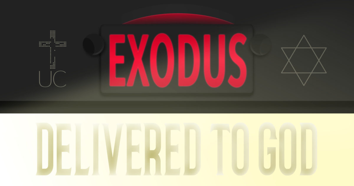 (Audio Sermon) Exodus 40 - Not Just Playing House With God
