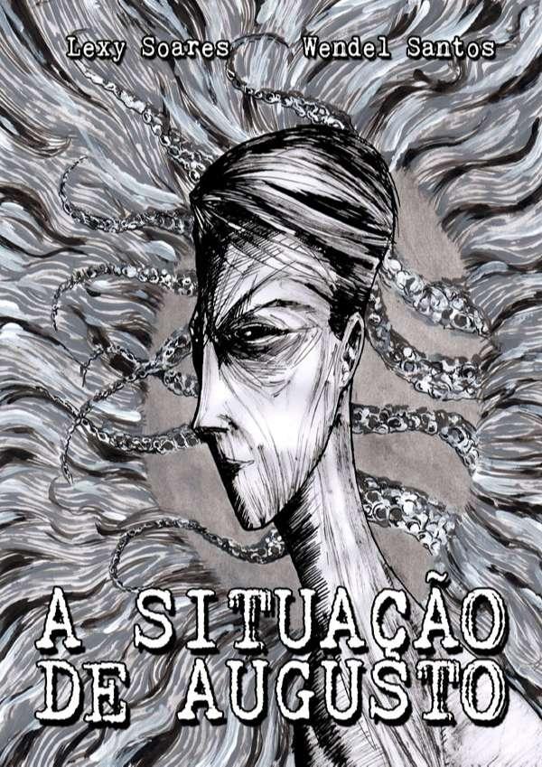 A Situação de Augusto é uma HQ de suspense e terror com influência de H.P. Lovecraft, que acompanha o personagem Augusto, um cuidador de idosos que trabalha em uma casa de família rica praticante de um culto secreto. Outra inspiração, para a forma e o ritmo da trama, vem do filme O Bebê de Rosemary. A história é contada do ponto de vista de Augusto, um cuidador de idosos que trabalha em uma casa de família rica para acompanhar um idoso inválido, e as poucos começa a notar que a família tem alguns hábitos que soam estranhos para ele, algo que a família não quer que ele saiba. E que também envolve o idoso que ele cuida. Toda a história é contada do ponto de vista de Augusto, e o leitor vai acompanhar a trama crescendo aos poucos, conforme ele vai descobrindo os fatos.