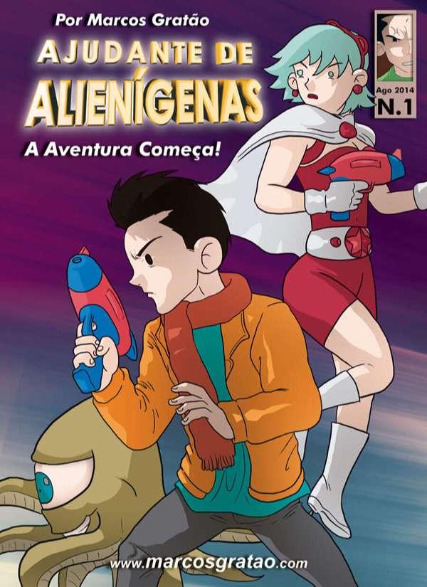 Ajudante de Alienígenas