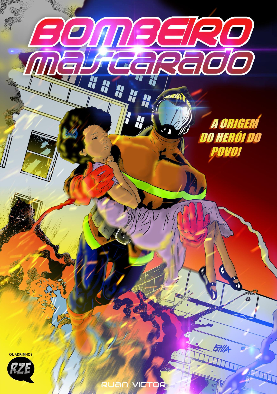 Conheça a origem do nosso super-herói brasileiro nesta super edição recheada de ação e reviravoltas.