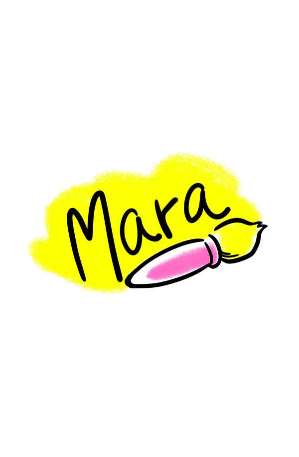 Acompanhe a história da pequena Mara, uma garota que recebe um estranho pincel em sua casa em um dia normal e repentinamente consegue falar com seus animais.  A série aborda temas familiares e cotidianos de forma bem humorada e leve.