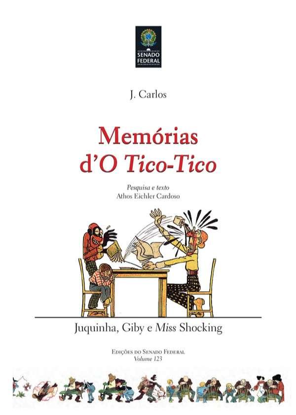 Apresenta a reunião antológica e inédita das primeiras experiências gráficas de J. Carlos (1884-1950) nas revistas