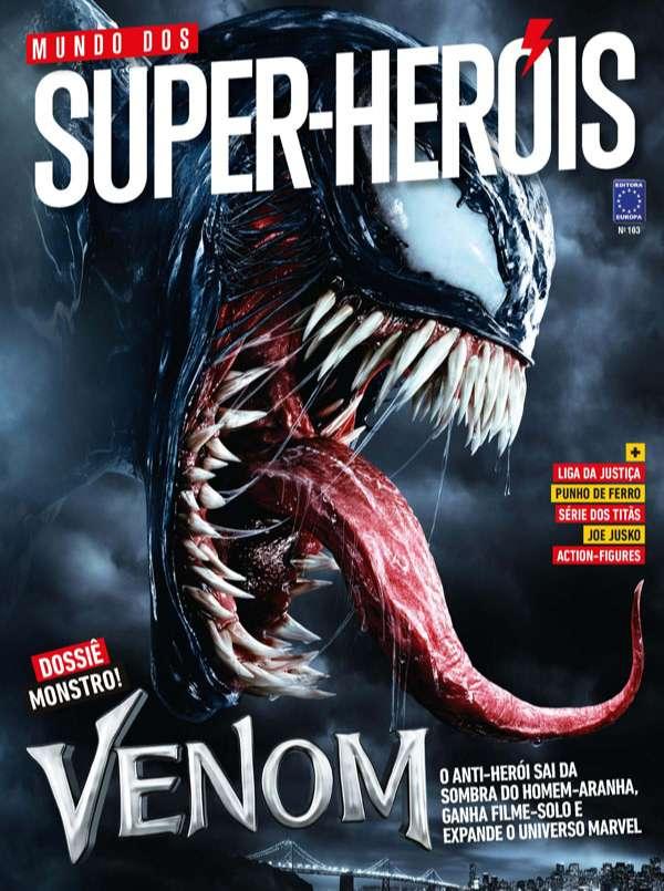Revista Mundo dos Super-Heróis
