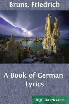A Book of German Lyrics