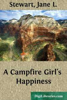 A Campfire Girl's Happiness