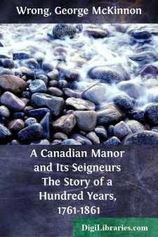A Canadian Manor and Its Seigneurs