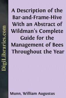 A Description of the Bar-and-Frame-Hive