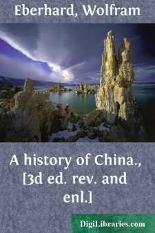 A history of China., [3d ed. rev. and enl.]