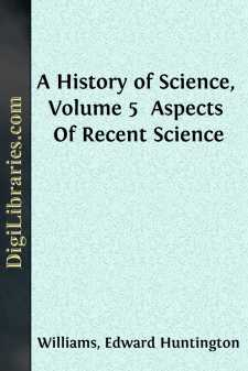 A History of Science, Volume 5 