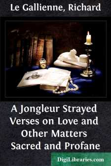 A Jongleur Strayed