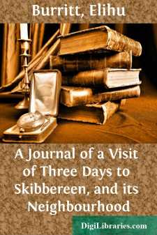 A Journal of a Visit of Three Days to Skibbereen, and its Neighbourhood