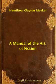 A Manual of the Art of Fiction