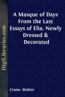 A Masque of Days