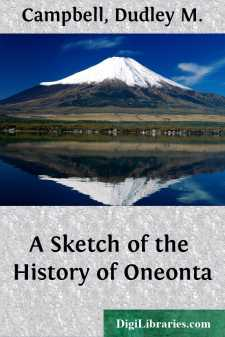 A Sketch of the History of Oneonta