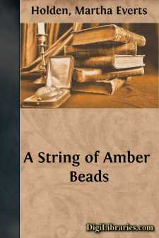 A String of Amber Beads