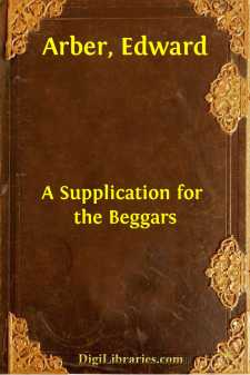 A Supplication for the Beggars