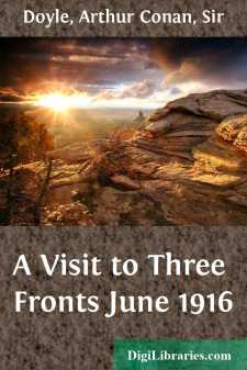 A Visit to Three Fronts June 1916
