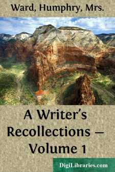 A Writer's Recollections - Volume 1