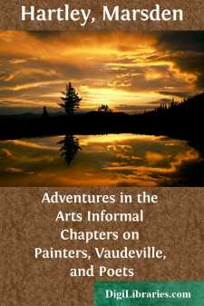 Adventures in the Arts
