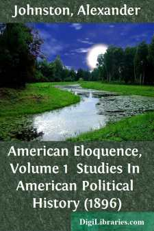 American Eloquence, Volume 1 