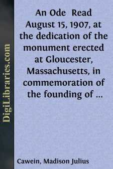 An Ode 