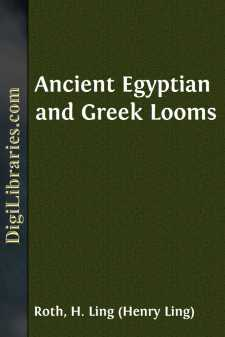 Ancient Egyptian and Greek Looms