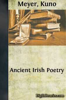 Ancient Irish Poetry
