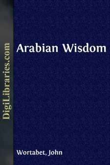 Arabian Wisdom