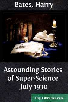 Astounding Stories of Super-Science July 1930