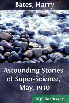 Astounding Stories of Super-Science, May, 1930