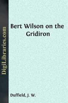 Bert Wilson on the Gridiron