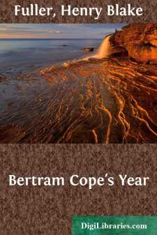 Bertram Cope's Year