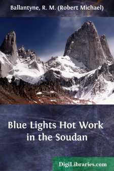 Blue Lights Hot Work in the Soudan