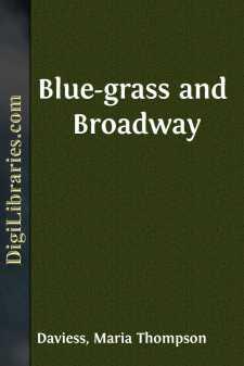 Blue-grass and Broadway
