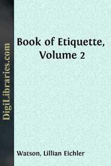 Book of Etiquette, Volume 2