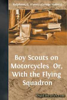 Boy Scouts on Motorcycles  Or, With the Flying Squadron