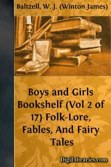 Boys and Girls Bookshelf (Vol 2 of 17) Folk-Lore, Fables, And Fairy Tales