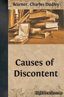 Causes of Discontent