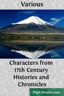 Characters from 17th Century Histories and Chronicles