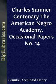 Charles Sumner Centenary