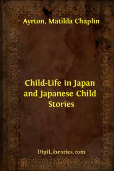 Child-Life in Japan and Japanese Child Stories