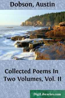 Collected Poems In Two Volumes, Vol. II