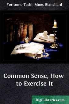 Common Sense, How to Exercise It