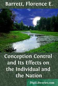 Conception Control and Its Effects on the Individual and the Nation