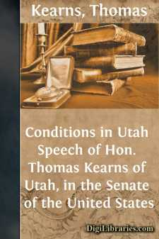 Conditions in Utah