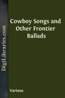 Cowboy Songs