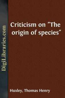 Criticism on